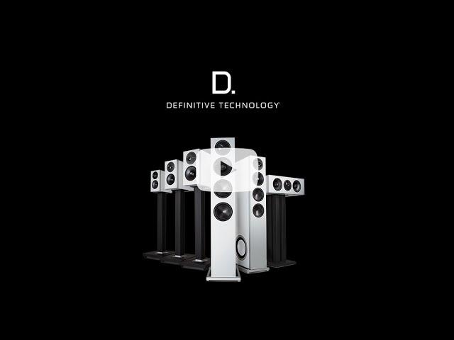 Definitive Technology - Demand Series Lineup