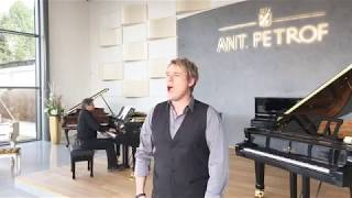 David Deyl - The One and Only / Vallee d'Obermann, Liszt (Live & Rough!)