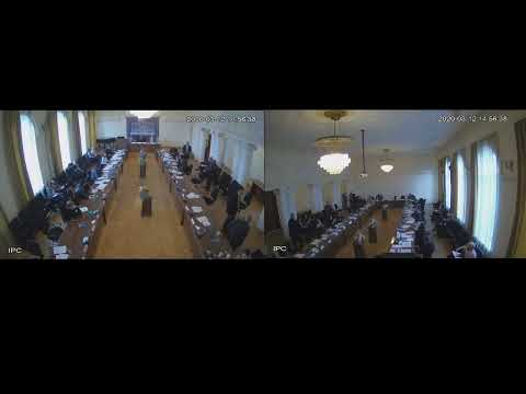 Վանաձոր համայնքի ավագանու նիստ 12.03.2020թ․