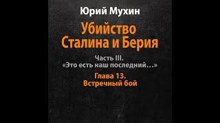 Юрий Мухин Убийство Сталина и Берия Глава 13