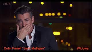 Colin Farrell talks about