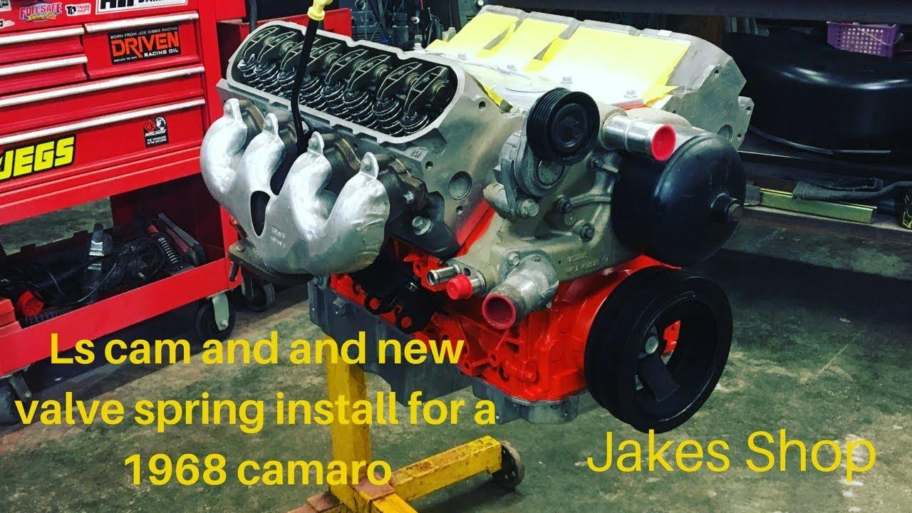 4.8 5.3 5.7 6.0 6.2 Brian Tooley Racing BTR LS LSx Basic Cam Install Tool Kit