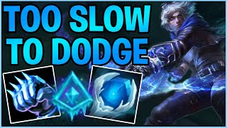 WOW! GLACIAL is the most OP RUNE on EZREAL BY FAR in Season 10 | League of Legends Gameplay