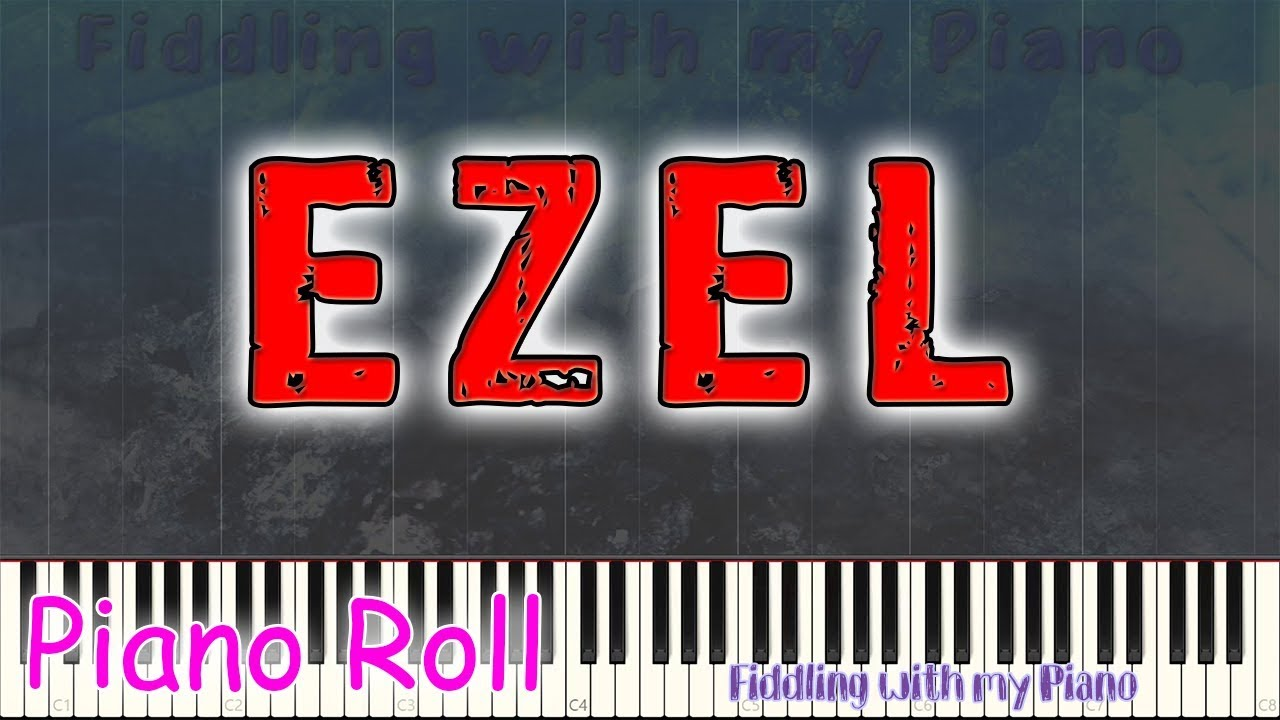 Ezel - Eysan Unutamiyorum - Piano - Play Along Tutorial