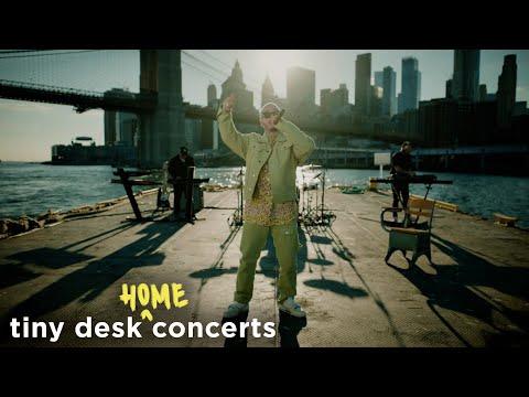 J Balvin: Tiny Desk (Home) Concert
