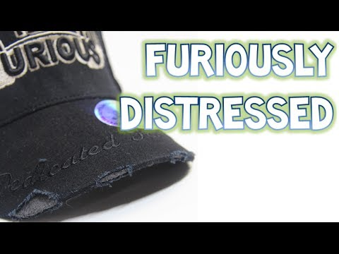 The FURIOUSLY DISTRESSED Team Furious Hat | Furious Pete