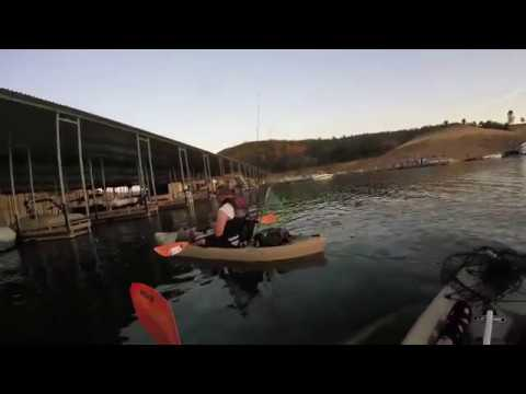 Catching some monkey ass fish at lake oroville youtube for Lake oroville fishing report