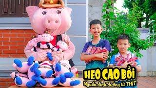 Người Anh Vô Tâm ❤ Con Nhà Nghèo - Jun Jun TV. Xem tập khác của Jun Jun tv: Cuộc Thi Chạy Rùa Và Thỏ : https://youtu.be/duMIsY_ExmI Video mới Jun ...