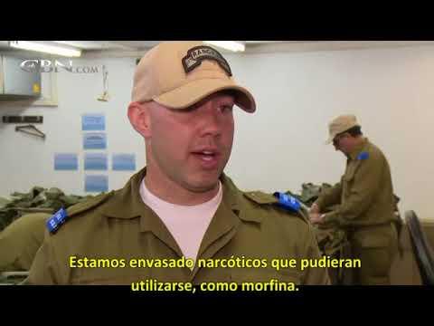 Héroe estadounidense se convierte en voluntario del ejército israelí (Tzahal)