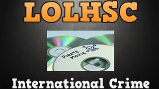 HSC Legal Studies | International Crime