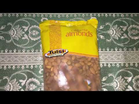 Tulsi Premium California Almonds  (1 kg, Pouch) - Should We Buy + Quality of Almond