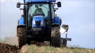 New | New Holland T6050 Elite | Lemken EurOpal 6