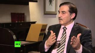 Интервью с начальником отдела контрразведки Ирака