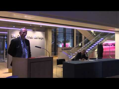 Has British Politics Been Replaced by Economics? (Lord Eatwell & Lord Wilson)