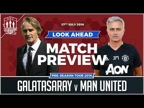 Manchester United vs Galatasaray PREVIEW | ZLATAN Returns