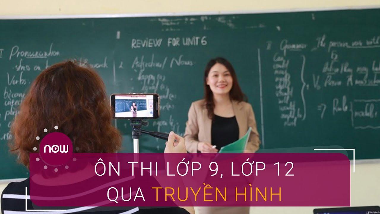 Hà Nội: Ôn thi lớp 9, lớp 12 qua truyền hình | VTC Now