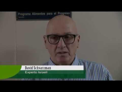 Especialista Israelí en Agricultura y Riego apoyará actividades del agro en Honduras