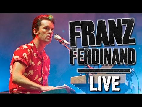 Franz Ferdinand - 2004 World Tour - DVDRIP streaming vf