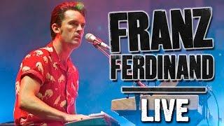 Franz Ferdinand Live - 2004 World Tour - DVDRIP