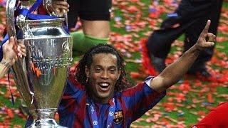 Ronaldinho ● Barcelona Magic Skills and Tricks |HD|