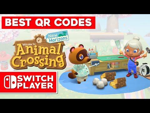 animal crossing qr codes floor