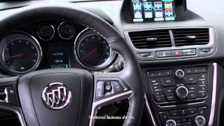 2016 Buick Encore Interior/Versatile Luxury