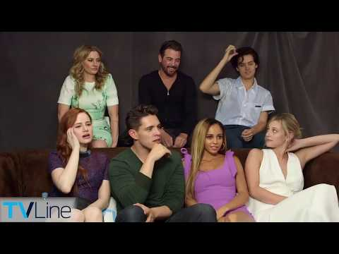 Riverdale cast talks about Bughead Choni Falice season 3 and more
