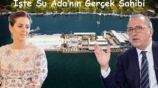 İşte Galatasaray Ada'sının Gerçek Sahibi