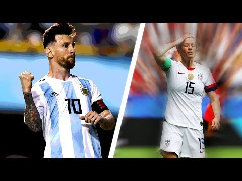 Why The World Cup Pay Gap Is Justified