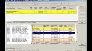 Yellow pages data extraction - Proxy list setup demo - Detail mode scrape - Part 2   scraper,extract