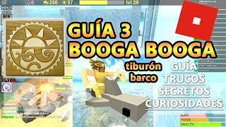 Booga Booga Tiburón SHARK RIDERS en Roblox - Guia Tutorial 3 Español - Big Saddle