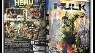 الحلقة 12 : شرح تحميل وتتبيث لعبة المغامرات the incredible hulk بحجم 230 MB