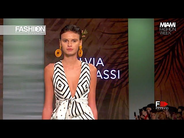 SILVIA TCHERASSI Full Show Fall Winter 2017 - 18 Miami Fashion Week - Fashion Channel