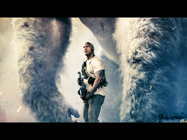 RAMPAGE - OFFICIAL TRAILER 1