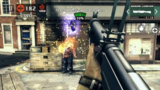 Dead Trigger 2 - All Weapons in One Mission