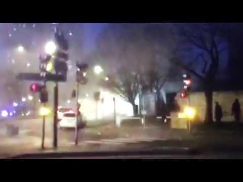 Rioters In Bobigny, Paris Scream Allahu Akbar