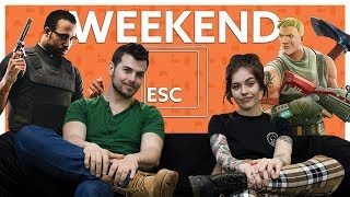 5 best live-action trailers, Final Fantasy cracked, and 5,000 years of Fortnite | Weekend Esc ep 29