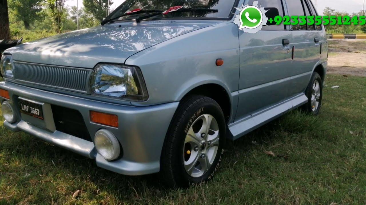 Suzuki Mehran 2002 Modified ! Complete Restoration