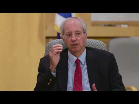 Ambassador Dennis Ross on American Foreign Policy in the Middle East