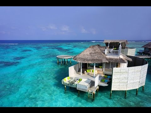 Six senses resort laamu atoll maldives surf trip central atolls youtube