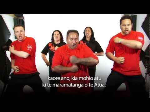 """""""Te Haka A Te Pōti"""" - Learn Our Haka"""