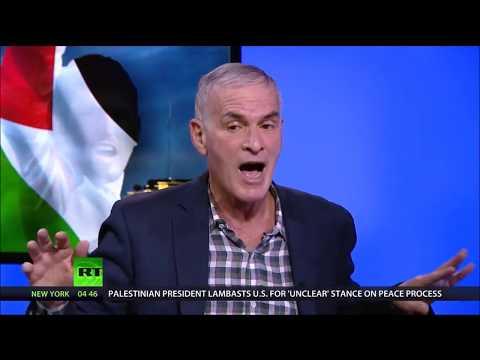Norman Finkelstein - Palestinian Gandhi analogy