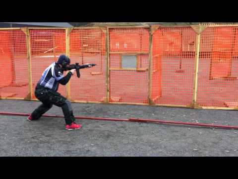 Bjorn RPK Rifle 2017 IPSC stage 1 en streaming