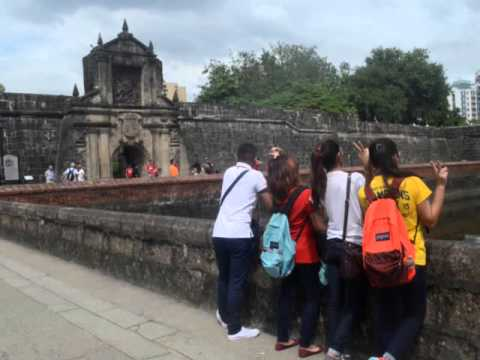 Field trip - Fort Santiago