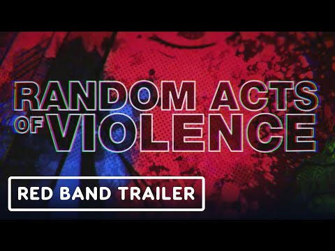 Random Acts of Violence: Official Red Band Trailer (2020) -