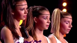 Les Tornadettes - France's Got Talent 2014 Audition - Week 3