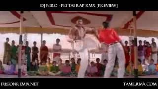 Dj Niro - Pettai Rap Remix [Snippet]