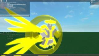 Roblox Script Showcase Episode#579/Archangel Feluxinian