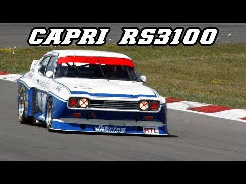 Ford Capri RS3100 Cosworth V6 - Nürburgring 2017
