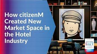 كيف سيتيزن إم خلق مساحة السوق الجديد في صناعة الفنادق